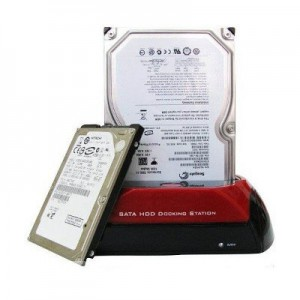 SATA Hard Drive Dock