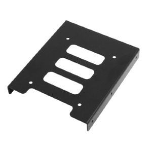 "Unbranded BRACKET1  2.5"" Flat Mounting Bracket for 3.5"" Bay"