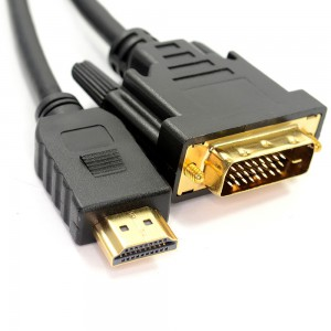 Unbranded  CAB051 HDMI To DVI Cable- 1.5m