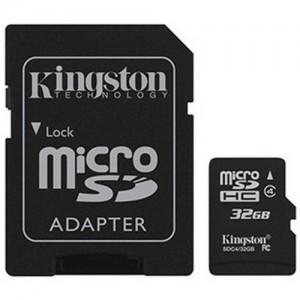 Kingston SDCI10/32GB 32GB Class 10 Secure Digital Card