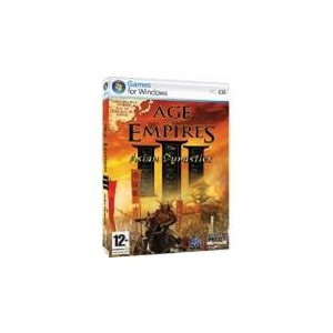 Microsoft Age Empires III Dynasties (expansion pack)