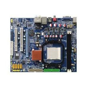 Jwele JW-N61P v2.0 AMD Socket AM2 DDR2 4-SATA 1-IDE SPDIF