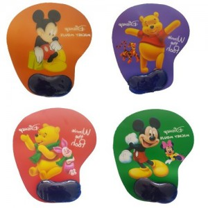 Disney Character Gel Mouse Pad
