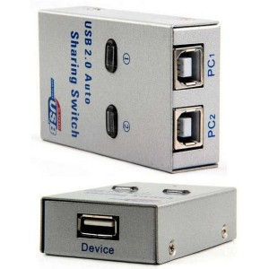Unbranded USB-2P  USB 2.0 Auto Sharing Switch For Printers