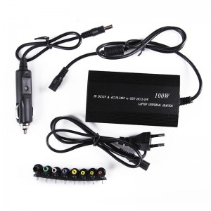 Unbranded 2IN1AC Notebook Universal Charger 3 In 1