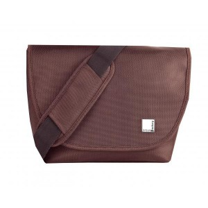 B-COLORS BROWN BLUE BAG FOR CAMERA & LENS  BCR01UF