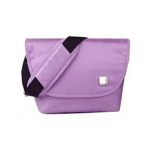B-COLORS PURPLE GREEN BAG FOR CAMERA & LENS  BCR07UF