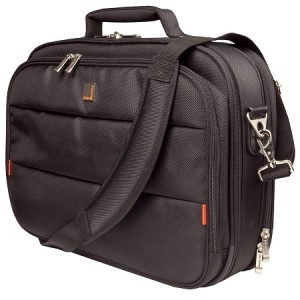 "URBAN FACTORY 14"" BLACK CITY CLASSIC NOTEBOOK CASE"