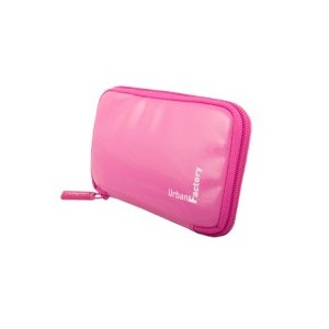 "Urban Factory HDD14UF External Hard Disk Drive 2.5"" Case Pink"