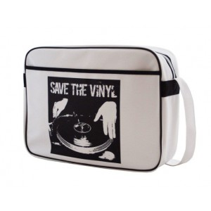 """Urban Factory  STV06UF  Save The Vinyl Bag for Notebook 16"""""""