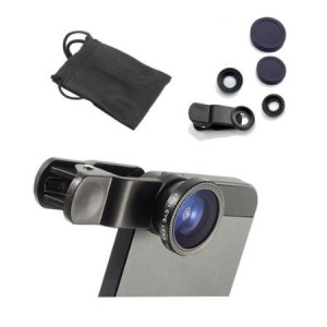Unbranded 2 in 1 Clipon Lens