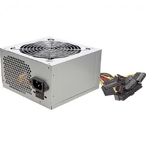Unbranded 500SATA  500W Power Supply With SATA Connectors