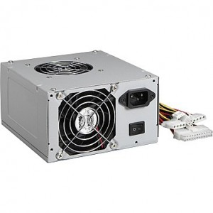 Unbranded 550BLK  550W Power Supply +2x SATA Connectors