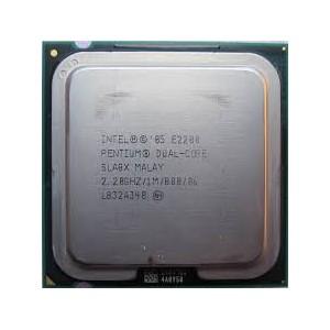 Intel Pentium E2200 Allendale Dual-Core 2.2GHz LGA775 Processor (BX80557E2200)