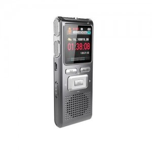 Unbranded VO-6815  Digital Voice Recorder Model Dark Gray