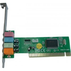 Unbranded SOU4  4 Channel PCI Cs4280-cm Chipset Audio Card