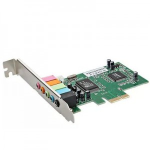 Unbranded E0010  5.1 Channel Sound Card PCIe
