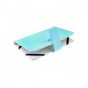 """Unbranded CAS-BLU Tablet Case 7"""" Blue"""