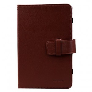 "Unbranded CAS-BR Tablet Case 7"" Brown"
