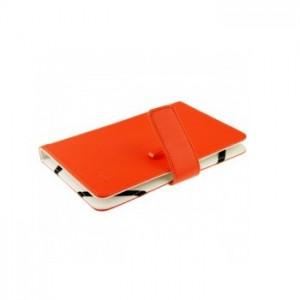 """Unbranded CAS-O Tablet Case 7"""" Orange"""