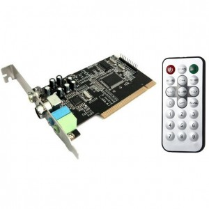Unbranded TVTUN TV Tuner With FM Radio + Remote