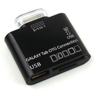 Unbranded GAL001  USB OTG Card Reader For Samsung Galaxy