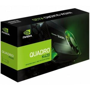 LEADTEK QUADRO K420 2GB VGA CARD