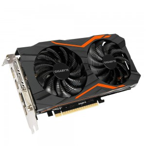 GIGABYTE NVIDIA GTX 1050Ti G1 GAMING 4096MB GRAPHICS CARD