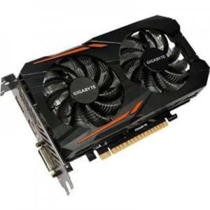 GIGABYTE NVIDIA GTX 1050 OC 2048MB GRAPHICS CARD