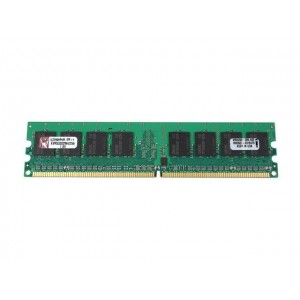 KINGSTON 256MB 533MHZ DDR2 NON-ECC CL4 D