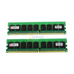 KINGSTON 1024MB 533MHZ DDR2 ECC CL4 SVR