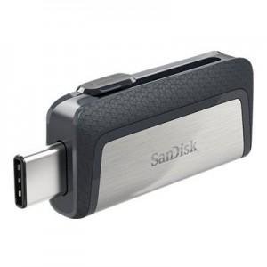 SanDisk Ultra® Dual Drive USB Type-CTM/ Flash Drive 64GB*