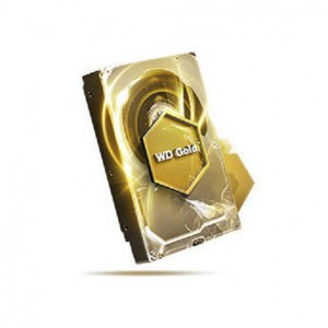 Western Digital 2TB Gold 7200rpm SATA3 3.5-inch Internal Hard Disk Drive (WD2005FBYZ)