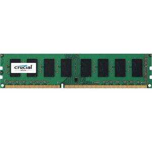 Crucial 2GB DDR3L 1600MHz Desktop Single Rank