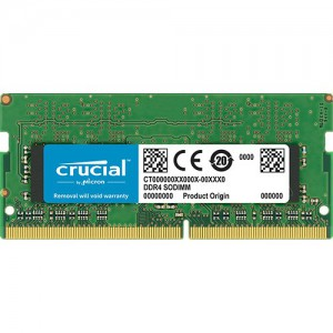 Crucial 4GB DDR4 2133MHz SO-DIMM Single Rank