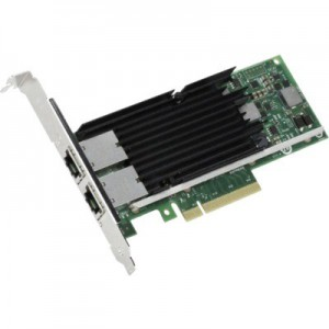 Intelョ Ethernet Converged Network Adapter X550-T2 (Dual Port 10Gbe)