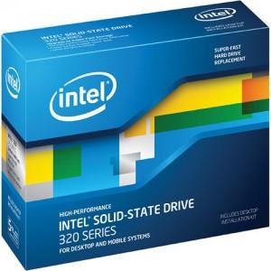 INTEL SSD 320 SERIES 40GB 2.5'' SATA