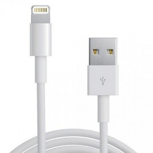 CHARGING AND DATA CABLE FOR APPLE 1 MTRS (SY-03A)