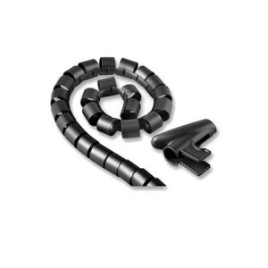 Unbranded SPIRAL-1 Cable Wrap with PE Packing - 1.5m