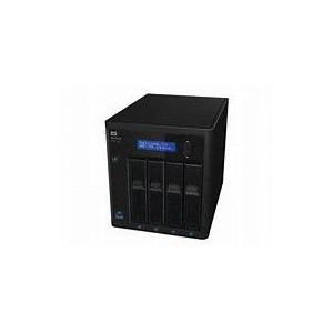 WD WDBNFA0080KBK-EESN MY CLOUD PR4100/8TB/NAS/4BAY/1.6GHz CPU/4GB RAM/3xUSB3.0/2x GB ETHERNET PORTS/3YEAR