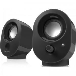 Speedlink Snappy Speakers - Black (SL-8001-BK)