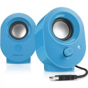 Speedlink Snappy Speakers - Blue (SL-8001-BE)