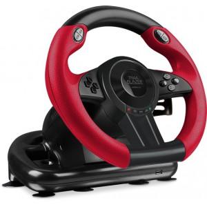 Speedlink TRAILBLAZER Racing Wheel for PS4/Xbox One/PS3/PC (SL-450500-BK)