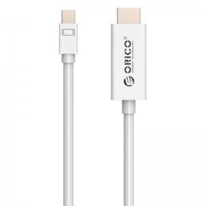 Orico Mini Display Port to HDMI 2m Cable (MPH-M20-WH)