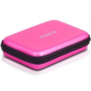 Orico 2.5 Portable Hard Drive Protector Bag Pink (PHB-25-PK)
