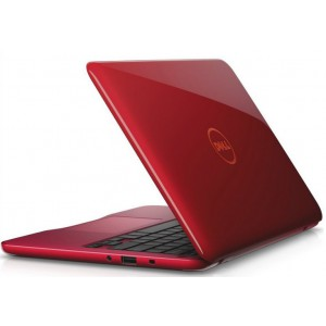 Dell Inspiron 3162 Series N3162-CEL2G500G-RED Notebook PC (Red)