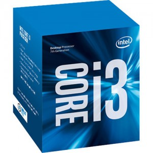 INTEL CORE I3 7100- 3.90GHZ 3MB CACHE LGA 1151