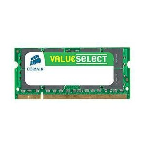 CORSAIR VALUE 2GB DDR2-800 SODIMM