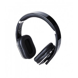 HT500 HEADSET BT4.0 APTX MIC LARGE BLACK