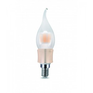 CE140 LED CANDLE LIGHT 4W E14 FROST 2700